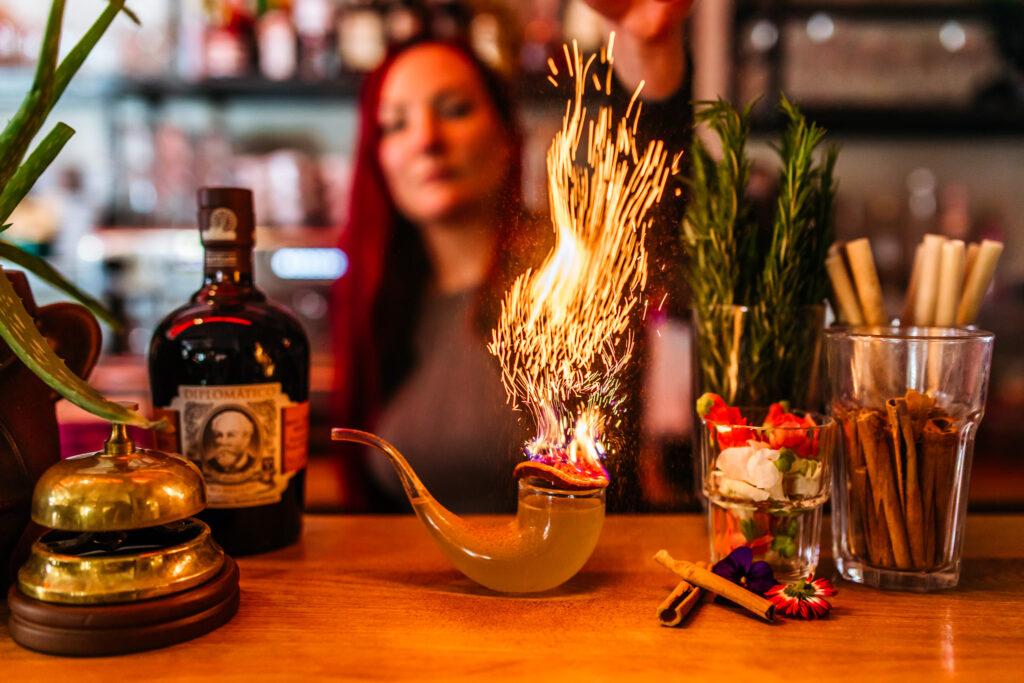 cocktailbar in valkenburg
